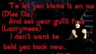 Evanescence - Lacrymosa [Lyrics]
