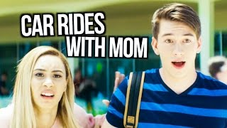 How to Survive High School: Car Rides With Mom | MyLifeAsEva