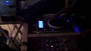 DJ REEM RUMBLE MIXING ROCK TRACKS