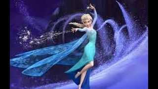 Frozen Twinkle twinkle little star lullaby frozen for kids.