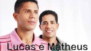 O Agir de Deus - Lucas e Matheus
