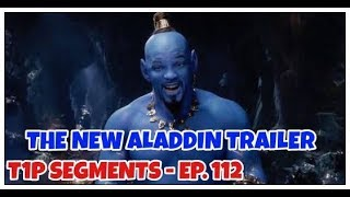 Aladdin Trailer Review