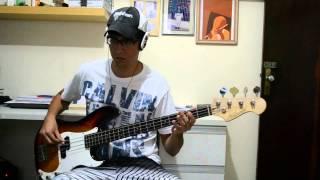 Raimundos - Puteiro em João Pessoa (Contrabaixo / Bass Cover)