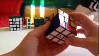 3x3-as rubik kocka kirakása/keverés+kirakás (frikó)