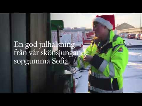 God Jul från Trollhättan Energi