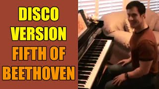 A Fifth of Beethoven Piano Cover by Don Puryear