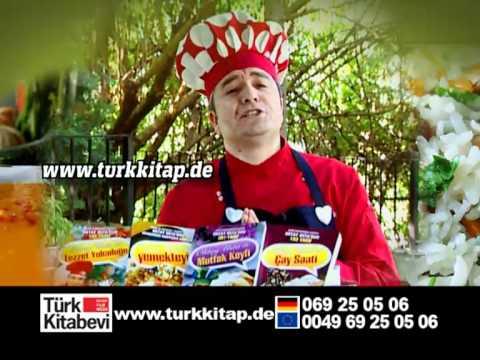 Oktay usta ramazana özel Türk mutfağı seti