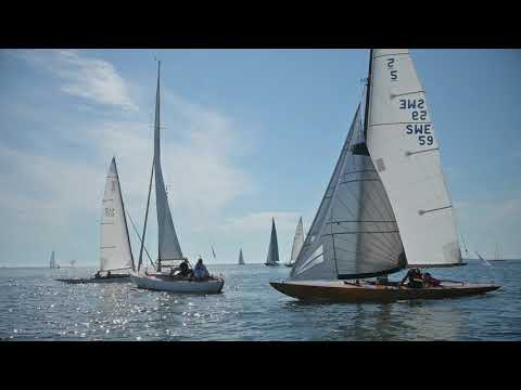 Sandhamnsregattan by Bluewater - Preparing For The Start