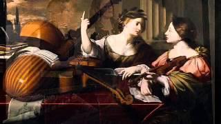 Dialogo: Mergellina e Zefiro, Nos. 12 y 13. Anónimo 1696. Mvsica Intavolata.
