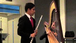 Le médecin de son honneur Entr'acte  (Flauta y Harpa)