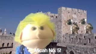 Micah No. 5, ApologetiX. Parody of Mambo No. 5 by Lou Bega