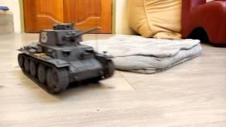 RCTank PANDA 1/16 PzKpfw 38(T) Ausf.E/F (PH16001)