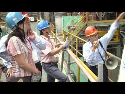 105節約能源績優觀摩研討會-中鴻鋼鐵股份有限公司熱軋廠 (現場實地觀摩會)