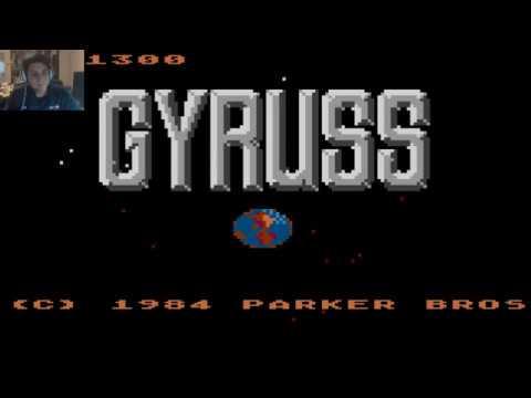GYRUSS / 2 game /