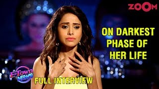 Nushrat Bharucha on her battle with depression, linkup rumours, her rapport with Kartik & Rajkummar