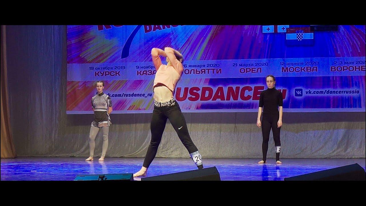 Конкурс импровизации RusDance ru - Старшие и юниоры. Январь, 2020