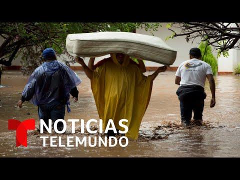 El panorama en Guatemala es triste tras los dos huracanes | Noticias Telemundo