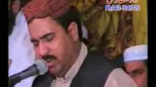 Naat- Ahmed Ali Hakim width=
