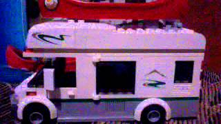 Обзор lego city 60057