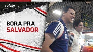 BORA PRA SALVADOR + CHRISTIAN E LUGANO | SPFCTV