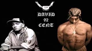 "2pac ft. Eminem - ""Take Me Away"" [ DjDavid92Cent Remix ]"