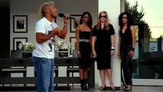 The X Factor 2009 - Daniel Pearce - Judges' houses 1 (itv.com/xfactor)