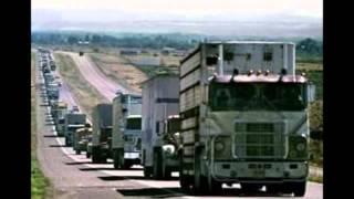 C.W. McCall. Convoy Main Theme.