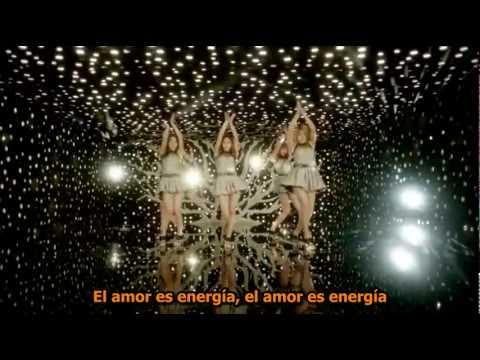 Love Is Energy En Espanol de Chi Chi Letra y Video
