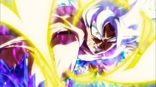 Rage Ultra Instinct Goku vs Full Power Jiren   Dragon Ball Super Episode 130