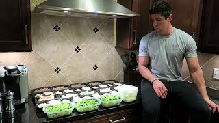 Bulking Meal Prep – 4,400 Calories A Day For Less Than $70 A Week: Prep And Pack
