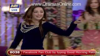 Sanam Chaudhry's Dance video viral
