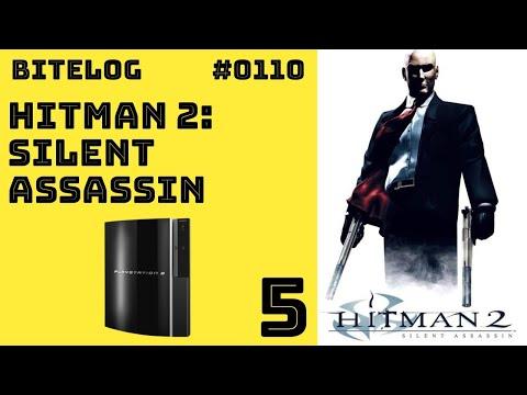 BITeLog 0110.5: Hitman 2, Silent Assassin HD (PS3)