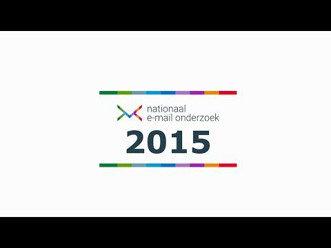 Blinker presenteert Nationaal E-mail Onderzoek 2015