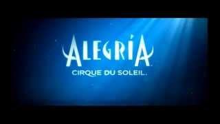 Cirque du Soleil przedstawia: Alegria w Polsce!
