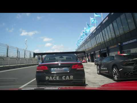 Video op YouTube: Raceplanet Max Experience - Driving away from pit lane at CM.com Circuit Zandvoort