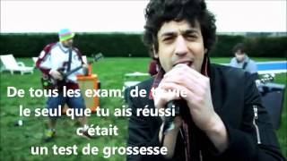 Max Boublil - T'es bonne (Clip+Paroles)