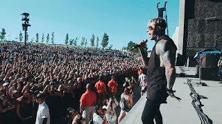 Falling In Reverse - Vans Warped Tour 2018 (Week 2)