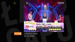 Canal+ Polska - Łapu Capu / Jingle + extrait