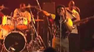 Culture -  Stop the fussing and fighting (live )