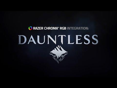 Razer Chroma RGB Integration | Dauntless