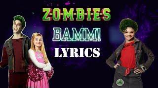 BAMM (Music Video) [With Lyrics] - Milo Manheim, Meg Donnelly, Kylee Russell