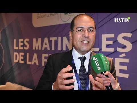 Video : Les Matinales de la fiscalité : Déclaration de Khalid Safir, Wali DGCL
