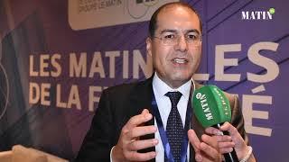 Les Matinales de la fiscalité : Déclaration de Khalid Safir, Wali DGCL