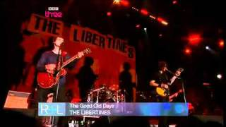 15 The Libertines The Good Old Days Reading Festival 2010