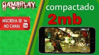 🔵Modern Combat 4 Compactado para android