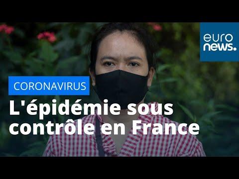 """Coronavirus : l'épidémie """"sous contrôle"""" en France, 4 scénarios envisagés, du meilleur au pire"""