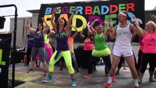 *Chiki by DJ Mam's Chiki (Feat Tony Gomez & Ragga Ranks)* Choreo by Zumba® with Marianela Ramirez