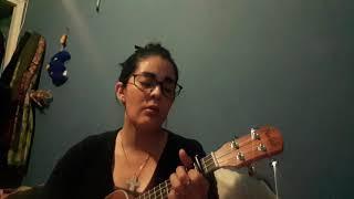 Luan Santana, Tudo que você quiser (en español) - Cover Ukelele - Sol Grego