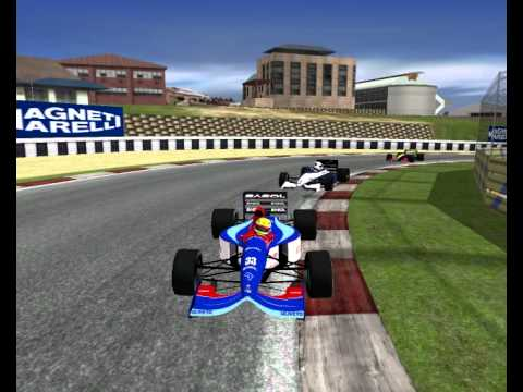 Kyalami ZA SA south africa F1 1992 Formula uno Mod year Season F1C Racing simulation by Cherry appropriate credit is given to the respective authors and David Marques F1 Challenge 99 02 2011 09 03 16 31 35 39 16