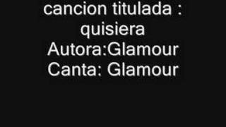 glamurosa song